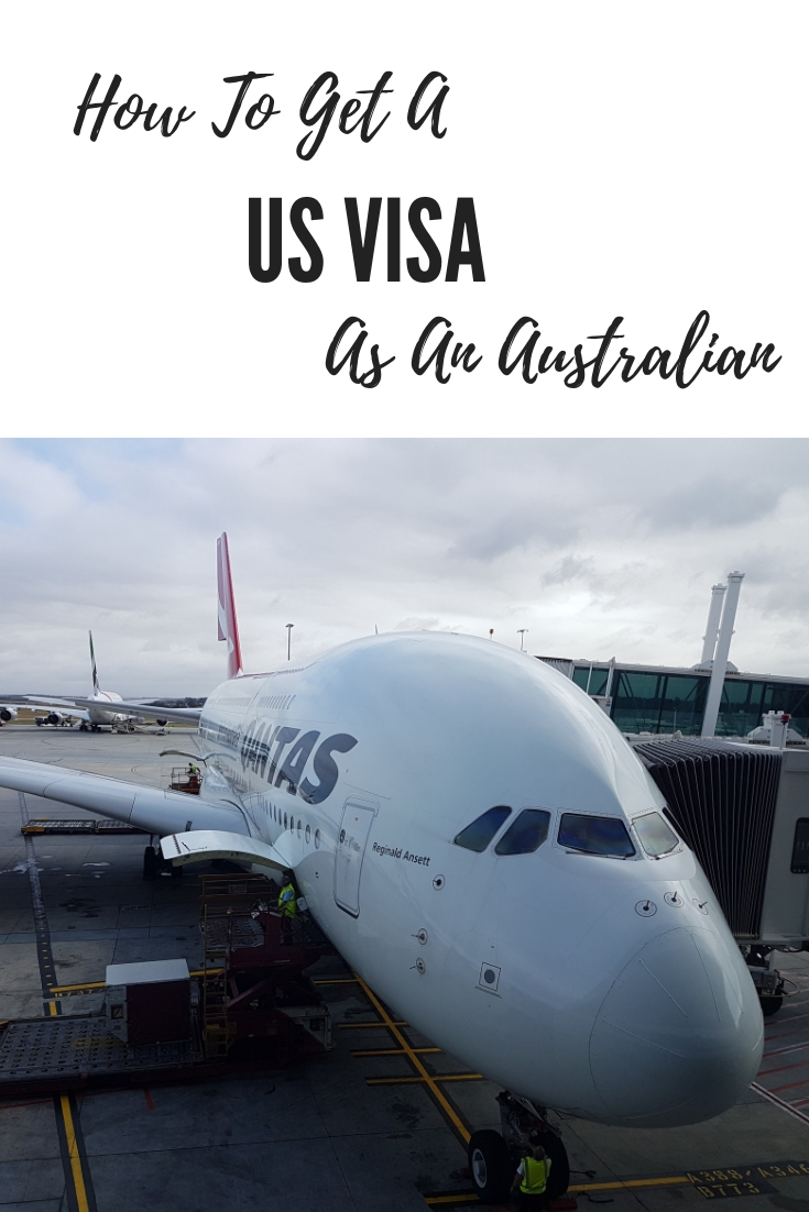 How to Get a US Visa as an Australian. ESTA, B1, B2 if you need it, this will help. Pin it for later!