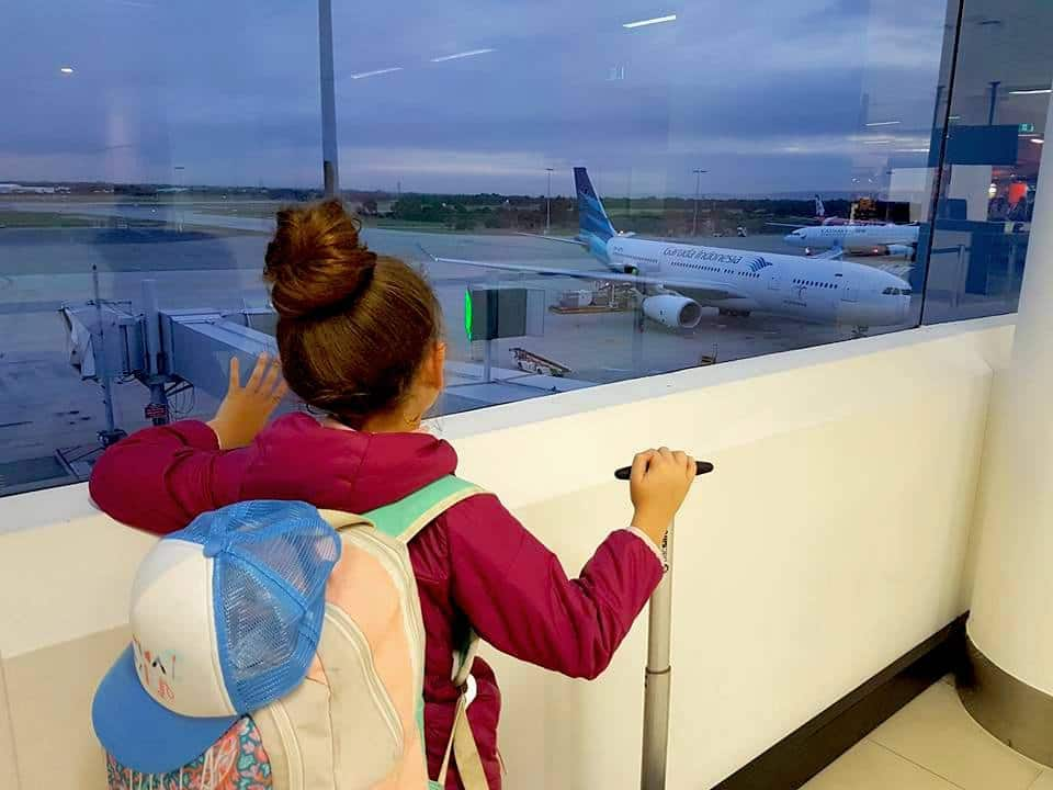 Airport Layovers for kids