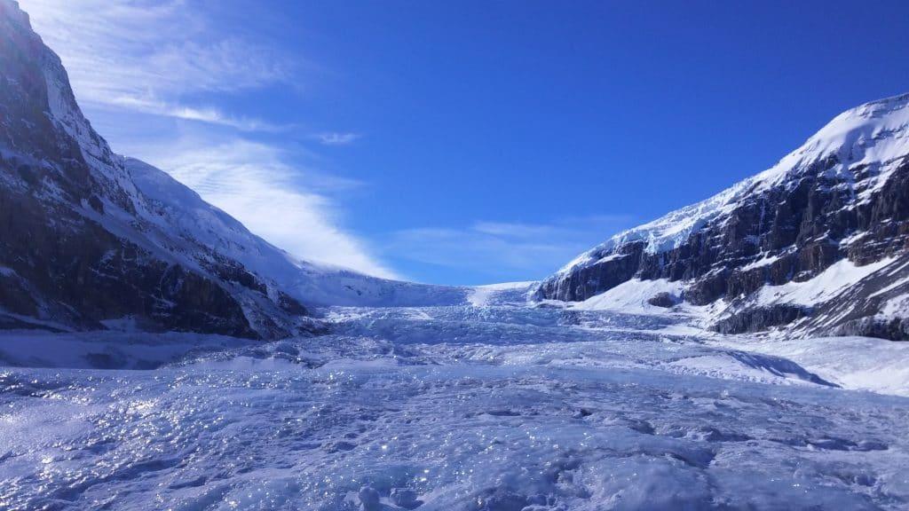 Athabasca Glacier - Western Canada