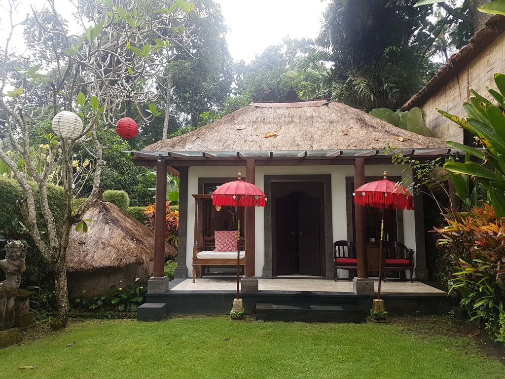 Sukhavati Ayurvedic Retreat Bali - library