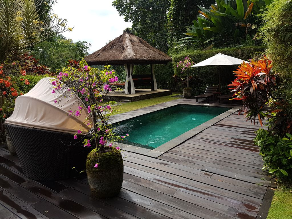 Sukhavati Ayurvedic Retreat Bali - pool