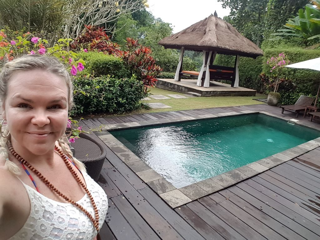 Sukhavati Ayurvedic Retreat Bali - villa spa