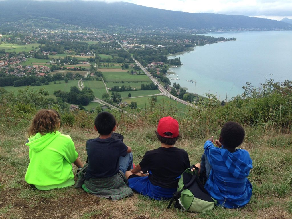 Things To Do With Kids In France - Lake Annecy