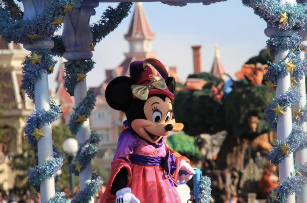 Things to with kids in France - Disneyland Paris