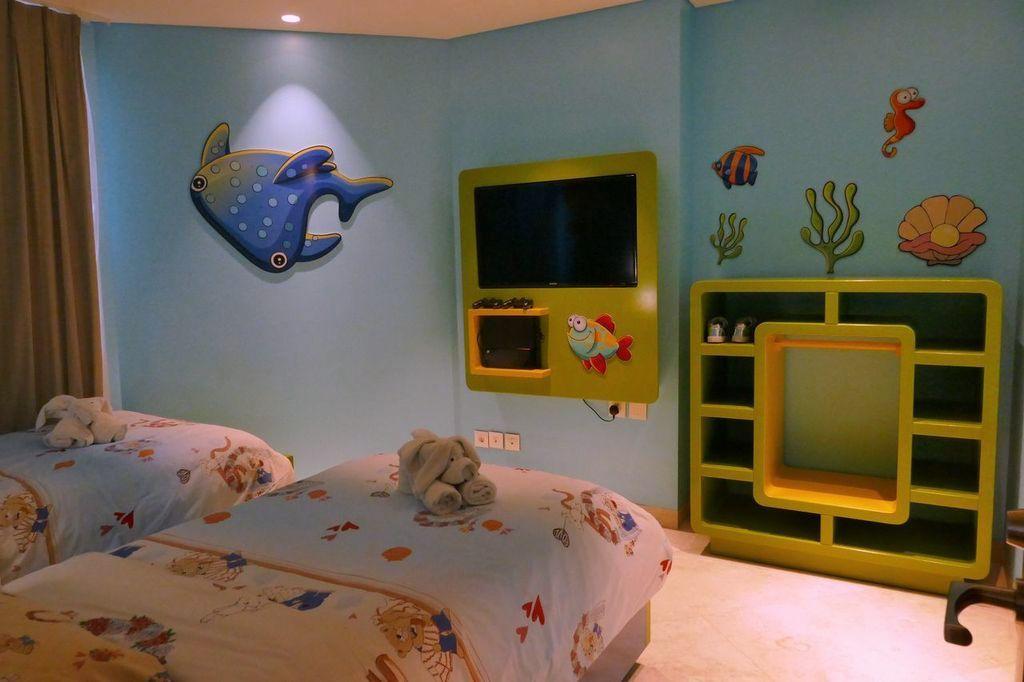 Kids Choose Holiday Inn Bali Benoa - kids room