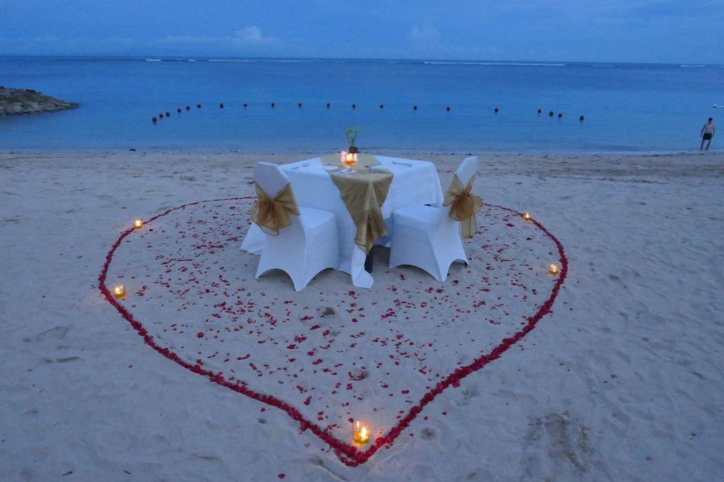 Kids Choose Holiday Inn Bali Benoa - romance