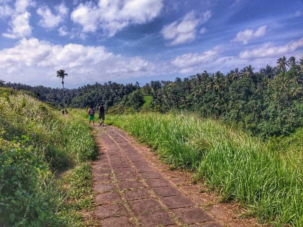 Things To Do In Ubud - Ridge walk