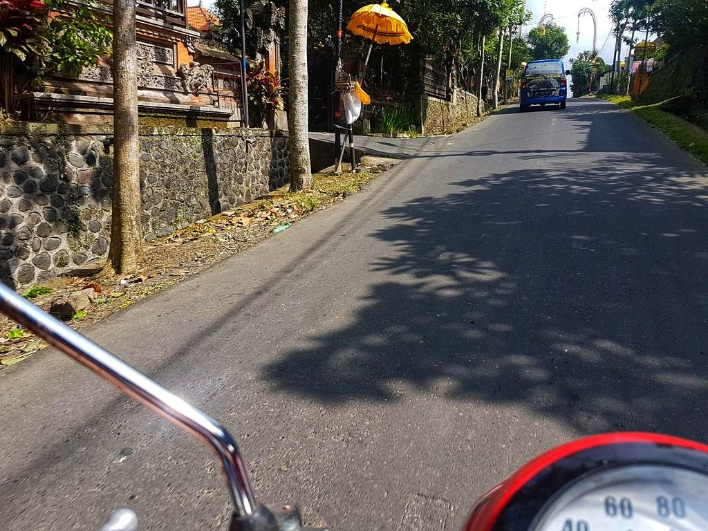 Things To Do In Ubud - Scooter
