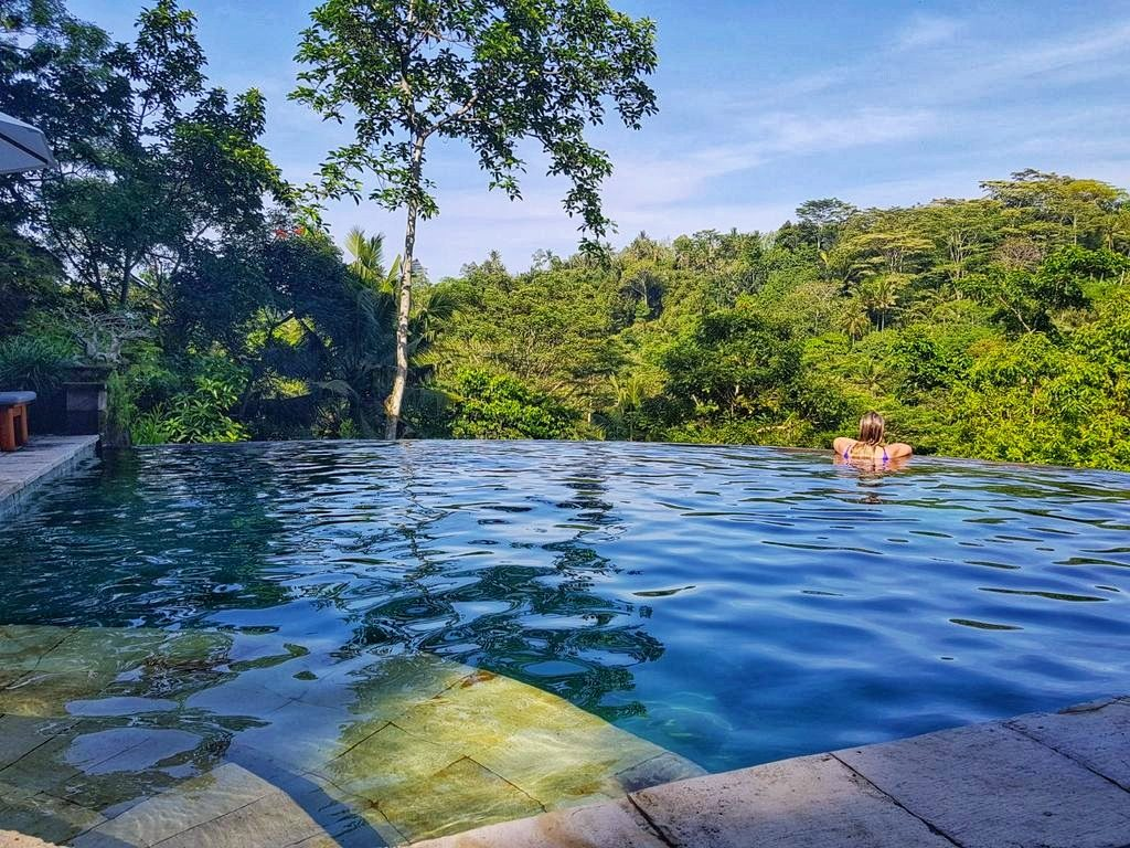 Things To Do In Ubud - Villa pool