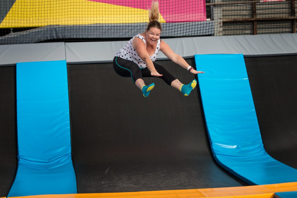 Things To Do With Kids In Melbourne - Bounce
