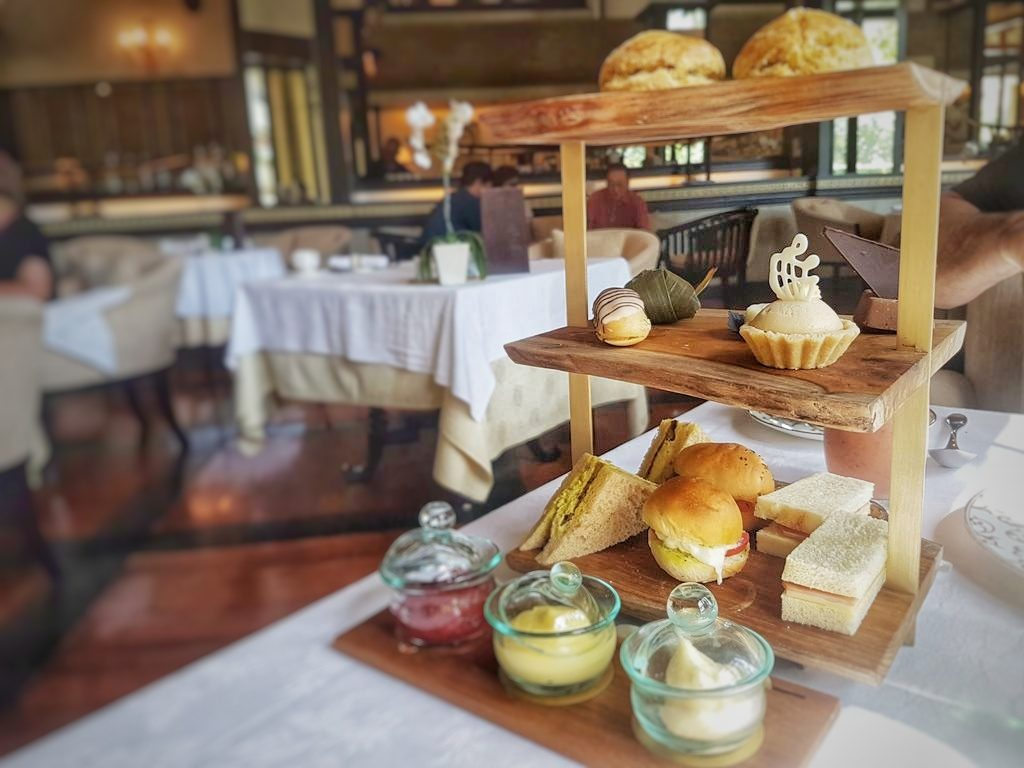 Intercontinental Bali Resort - High Tea