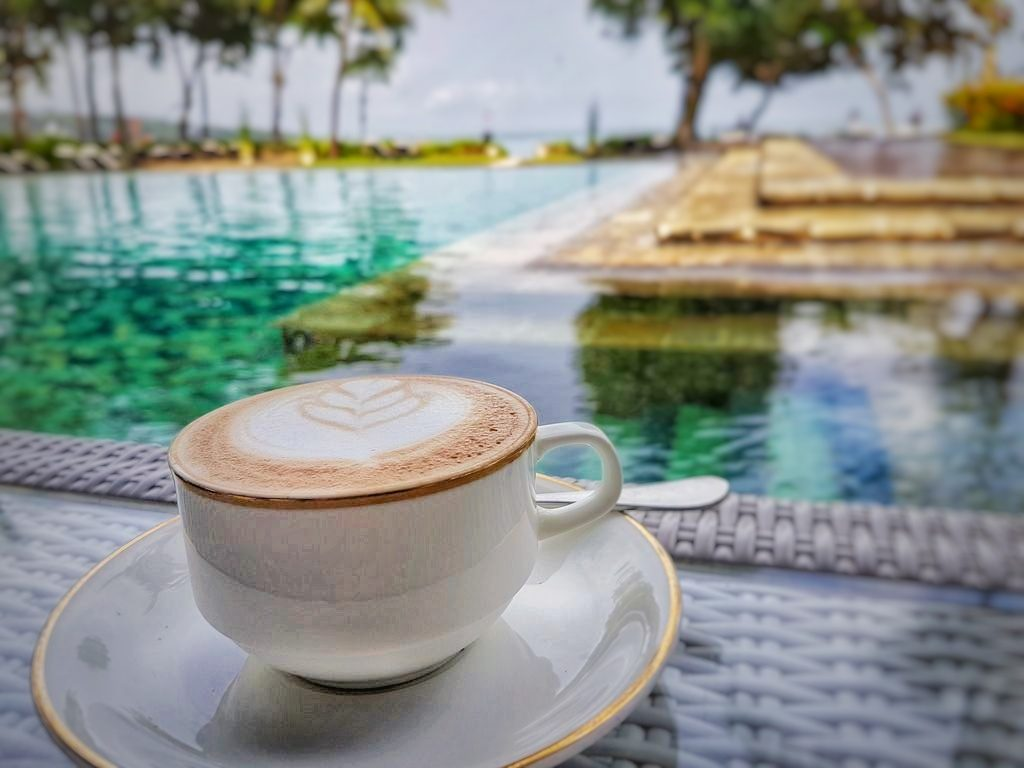 Intercontinental Bali Resort - coffee