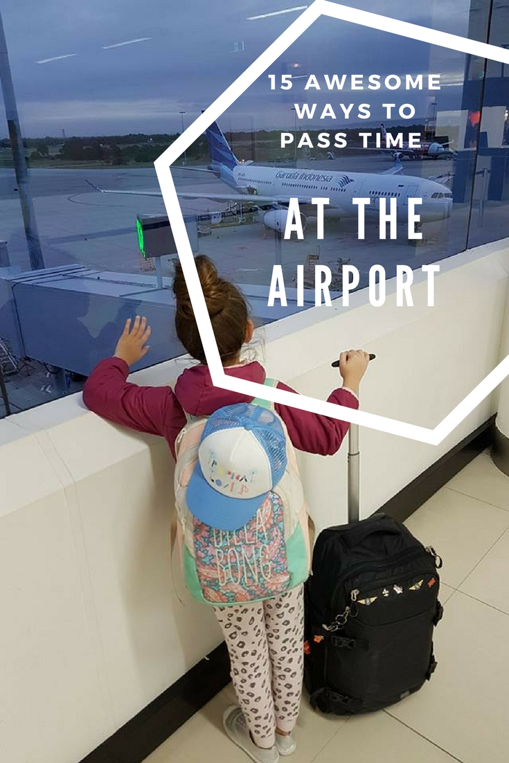 PIN THIS and save your sanity when at the airport!