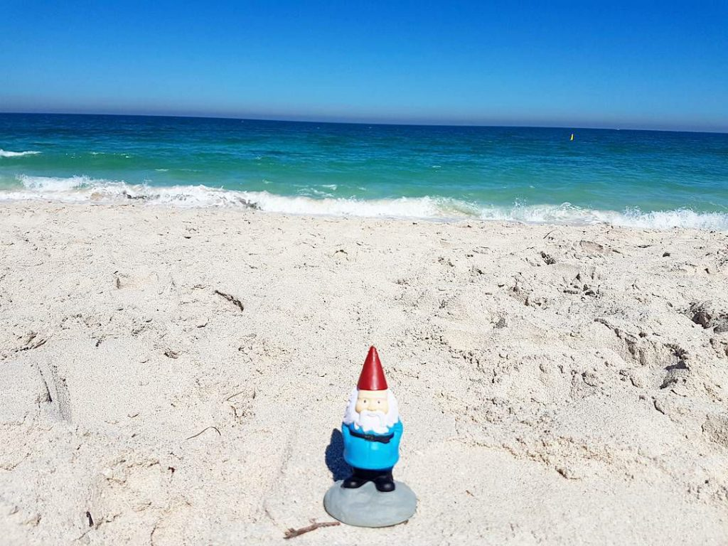 Travelocity app - The Gnome!