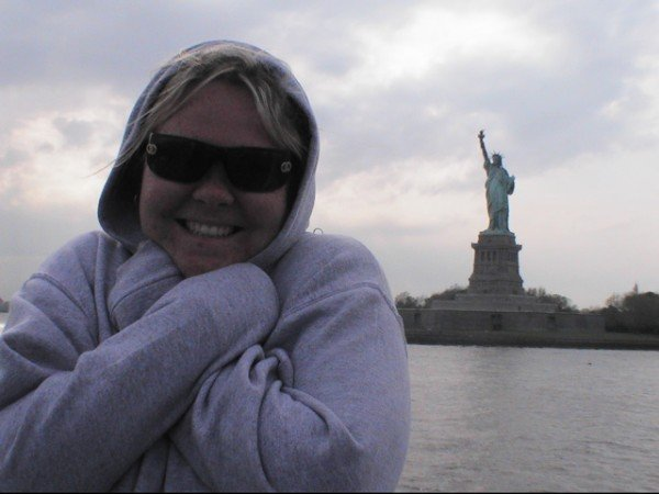 Things To Do In New York With Kids - statue of liberty