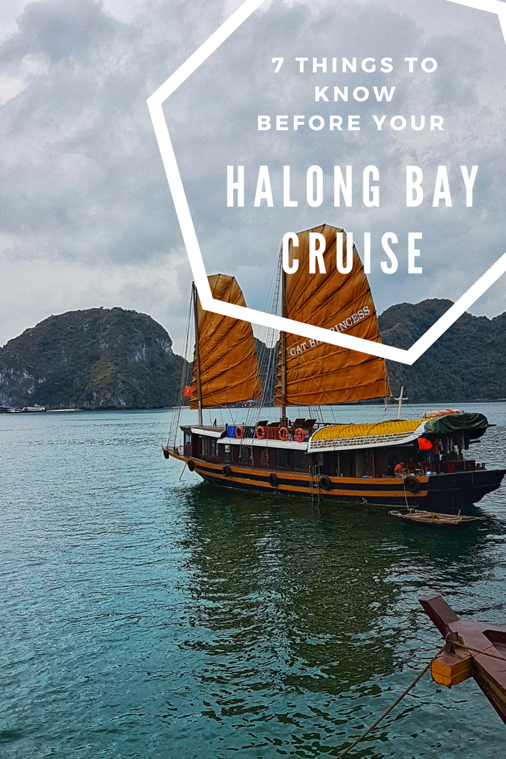 Pin this so you know the right questions to ask before your Halong Bay cruise