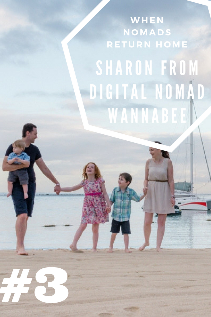 Pin this and read more about Sharon Gourlay from Digital Nomad Wannabee - Nomad No More