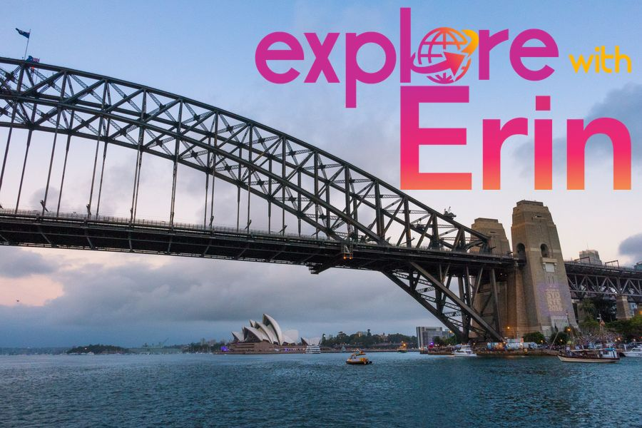Explore With Erin travels