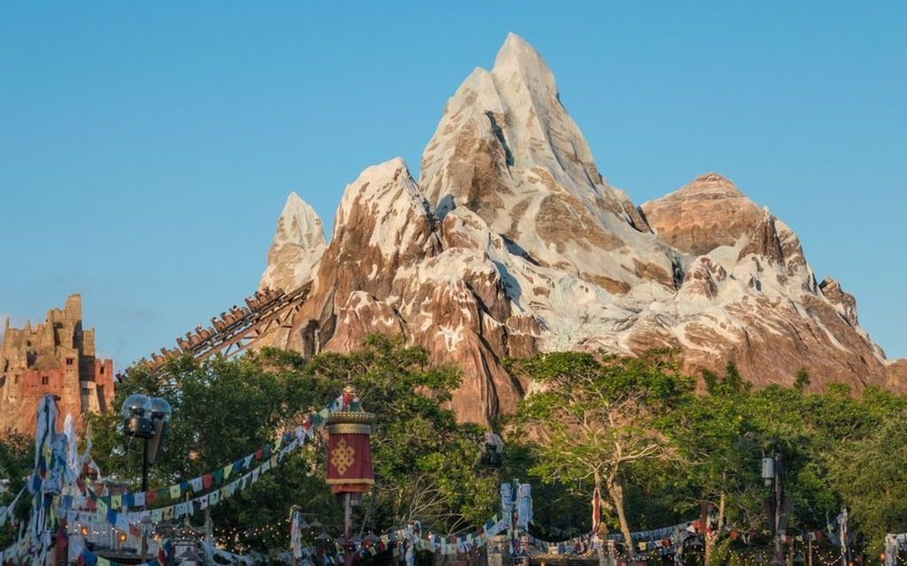 US Destinations - Mt Everest Disneyworld