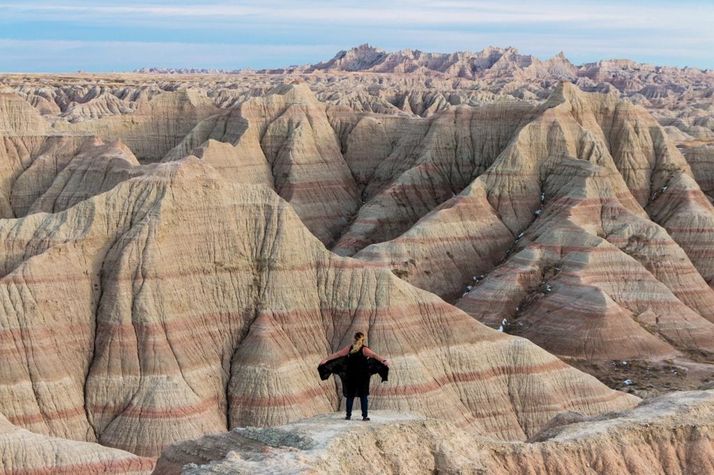 US Destinations - Badlands