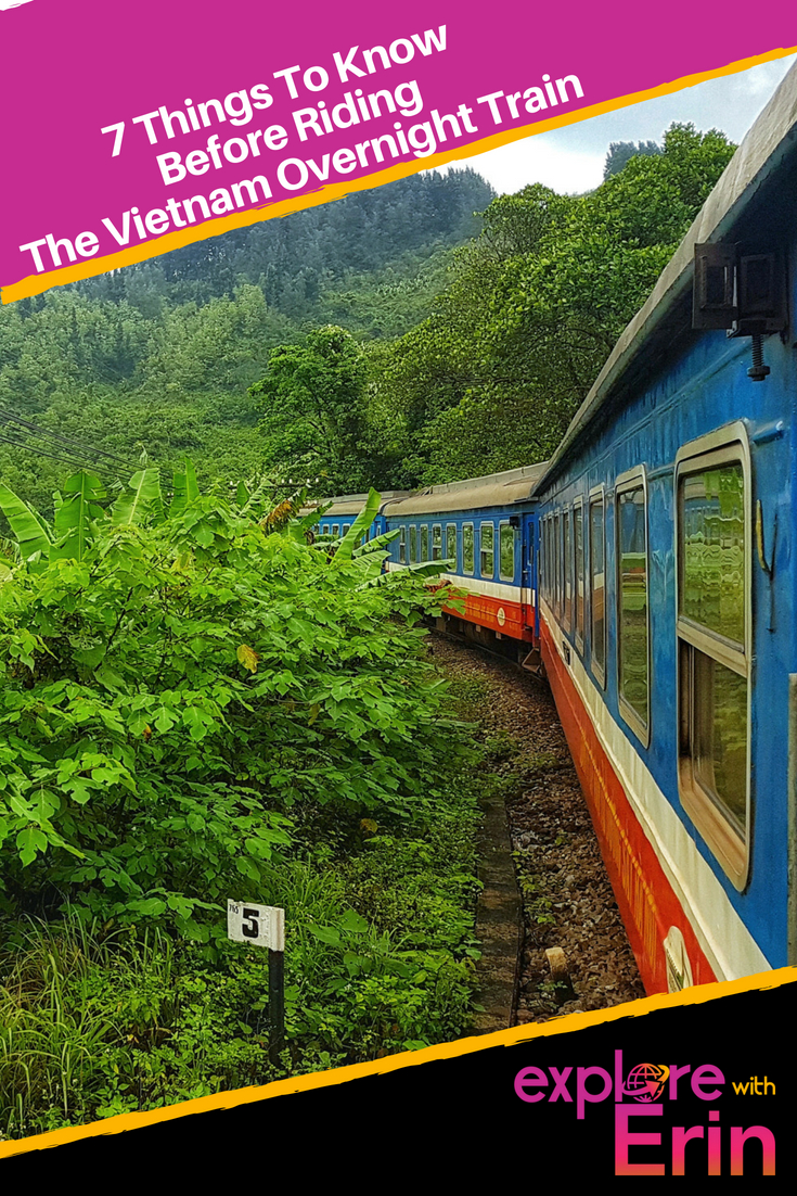 The Vietnam Overnight Train - an experience you may want to miss.a