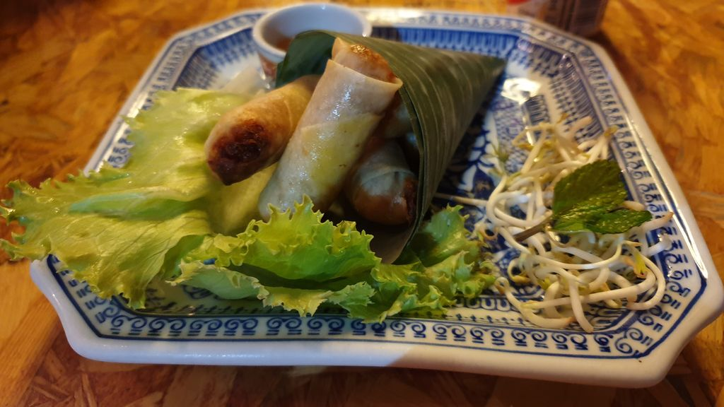 Top 10 Bali Foods You Must Try - Spring rolls