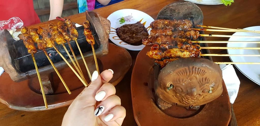 Top 10 Bali Foods You Must Try - Sate