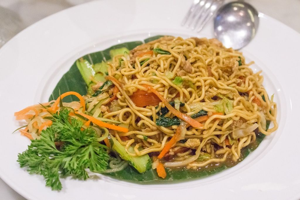 Top 10 Bali Foods You Must Try - Mie Goreng