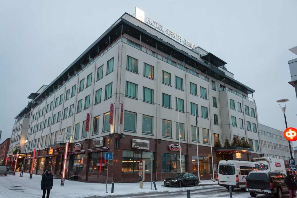 Lapland, Finland: The Ultimate Family Christmas Destination - Santa Claus Hotel