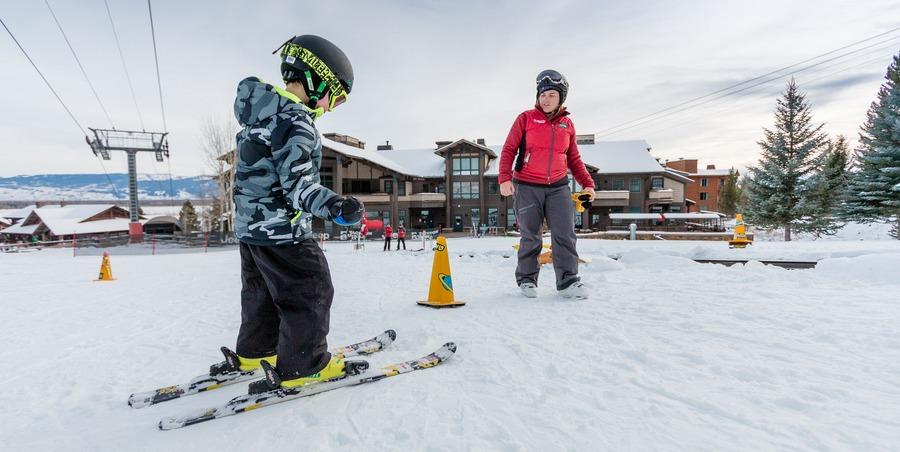 Jackson Hole Family Snow Vacation - ski