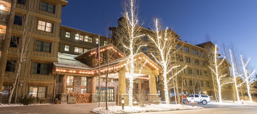 Jackson Hole Mountain Resort - Teton Mountain Lodge