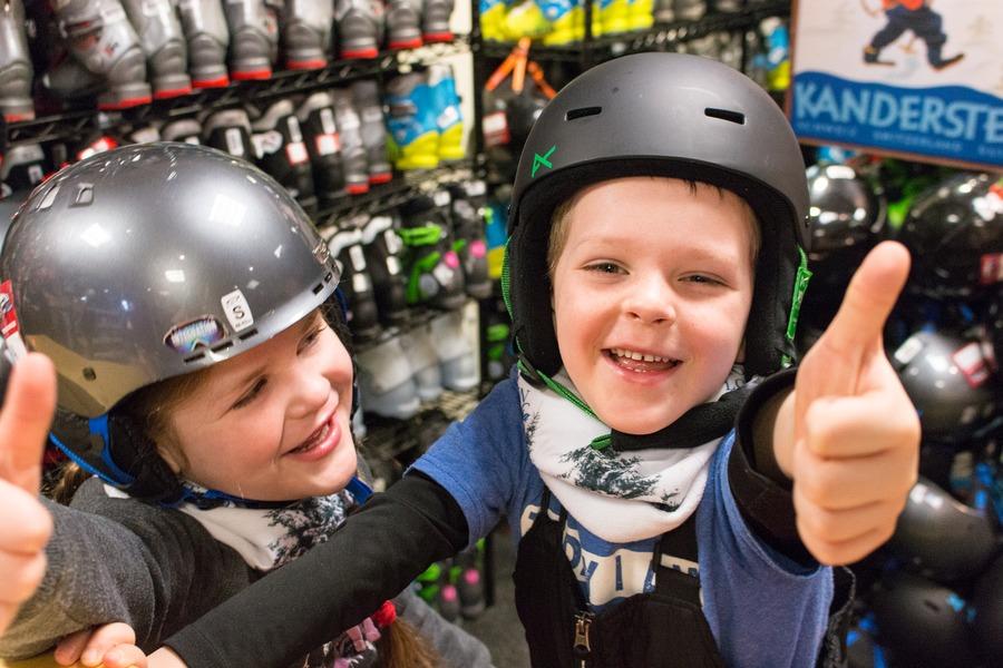 Jackson Hole Mountain Resort - kids ski gear