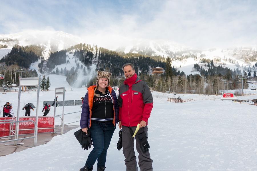 Jackson Hole Mountain Resort - adult ski lesson