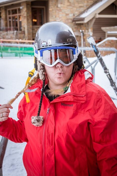 Jackson Hole Mountain Resort - adult ski wear