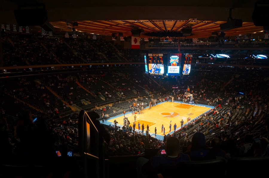 Things To Do In New York With Kids - basketball