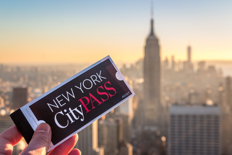 Things To Do In New York With Kids - city pass