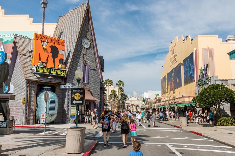 Guide To Universal Studios Orlando - Despicable Me