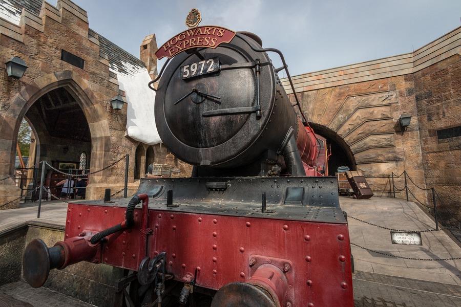 Guide To Universal Studios Orlando - Hogwarts Express