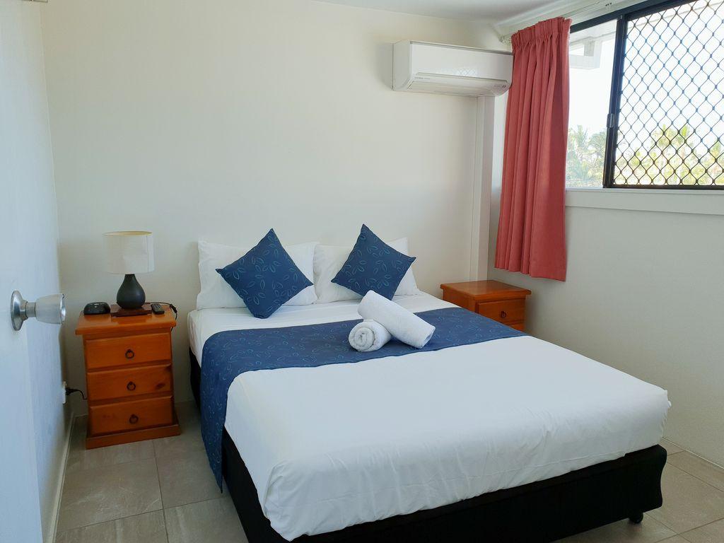 Whitsundays family vacation - Sky View Apartments