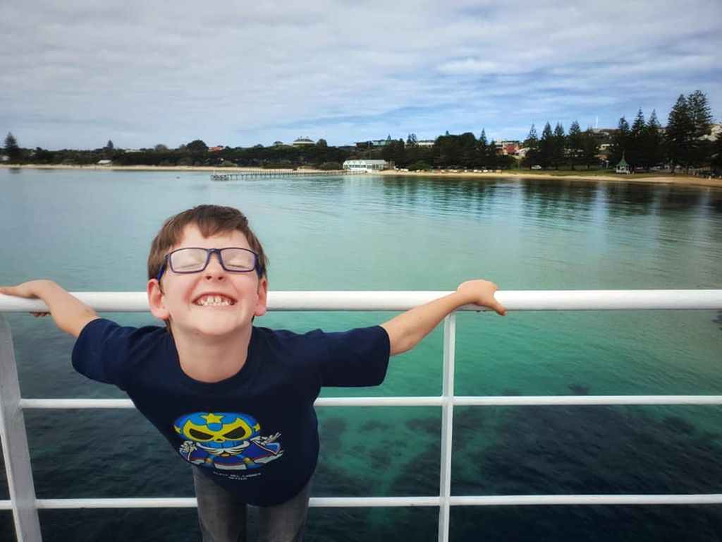 Things To Do With Kids In Melbourne - Searoad Ferry