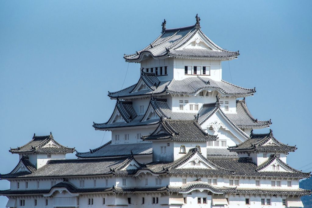 Amazing Castles in Japan