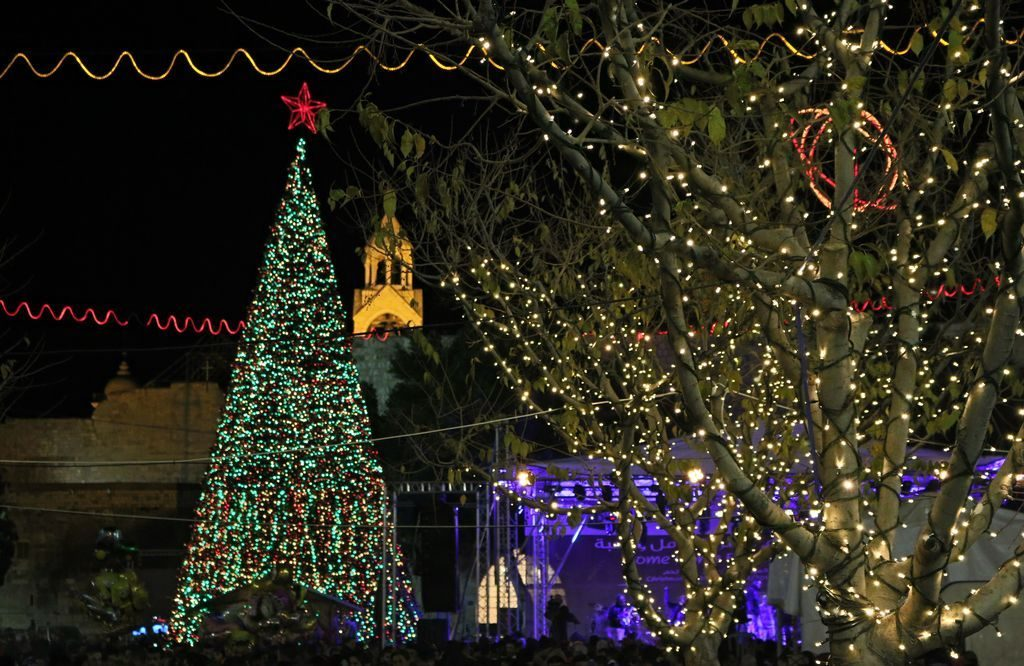 Best Christmas Destinations in the world - Bethlehem