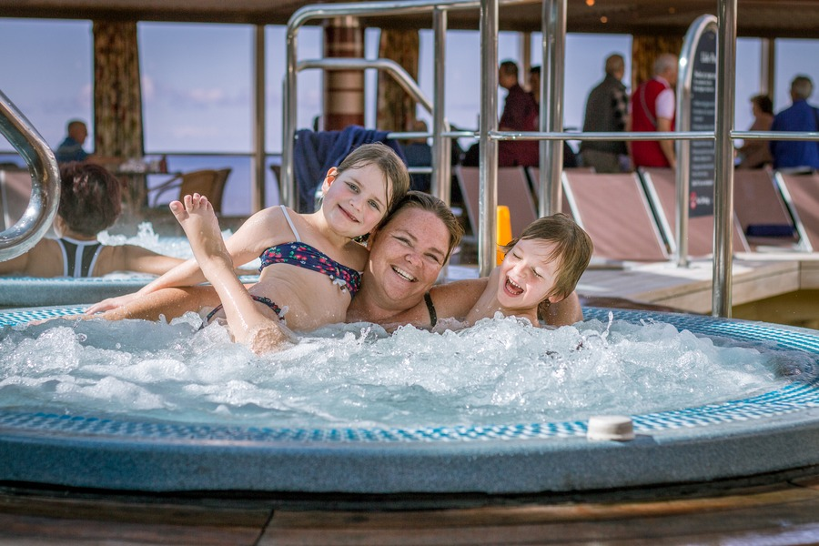 Family Vacation Ideas During COVID - cruise