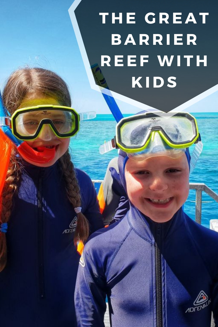 Want to visit the Great Barrier Reef with your kids. All the info you need right here. Hurry before it disappears.