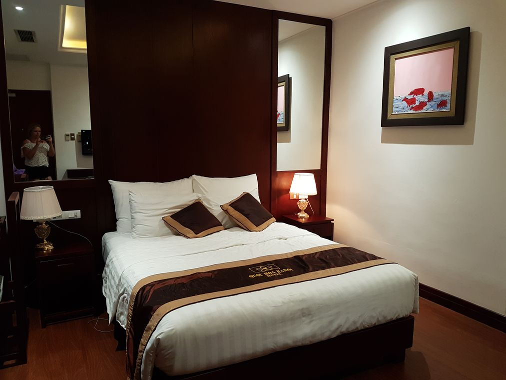 Reasons to visit Vietnam - Hanoi accommodation