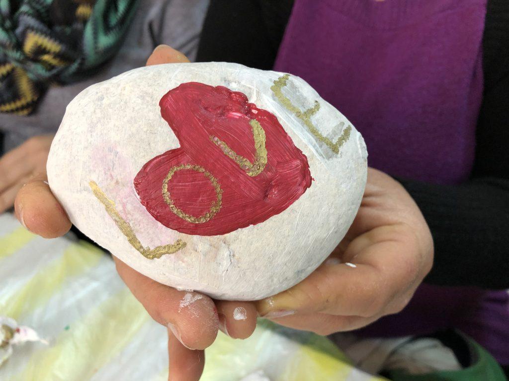Mental Health and Travel: Love Rocks