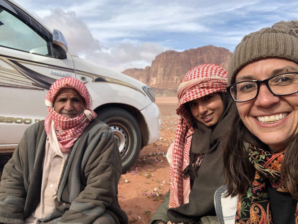 Mental Health and Travel: Desert