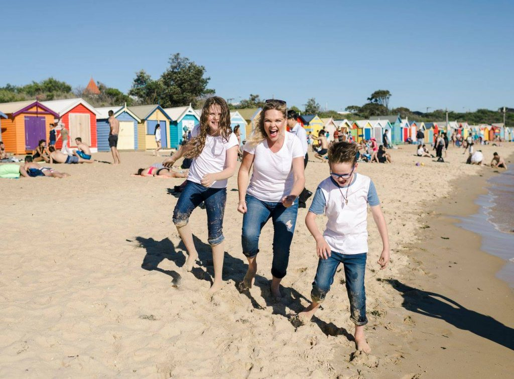 Things To Do With Kids In Melbourne - Brighton Beach