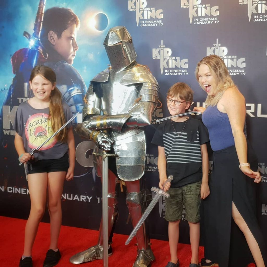 Things To Do With Kids In Melbourne - Cinema