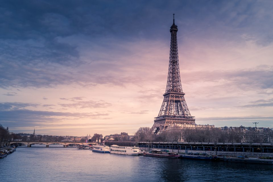 4 Couple-Friendly Destinations in Europe -Paris